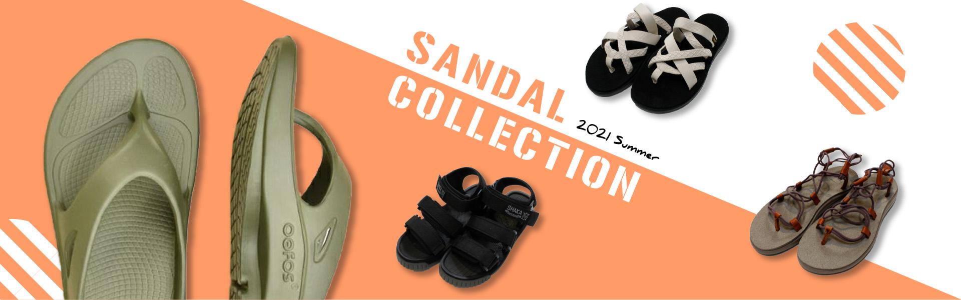 サンダル collection